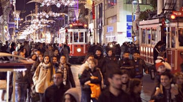 Celebrating Christmas in Istanbul — Pros and Cons