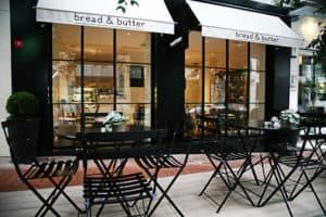 Picture of Bread & Butter terrace in Nişantaşı.