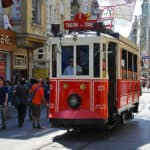 Use Public Transportation in Istanbul to Reach Most Places of Interest