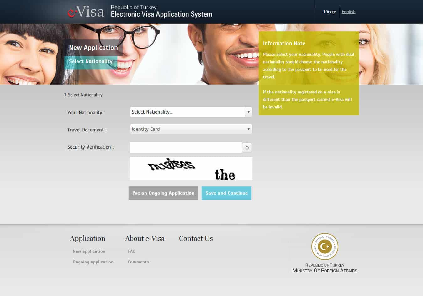 how to create a visa card online