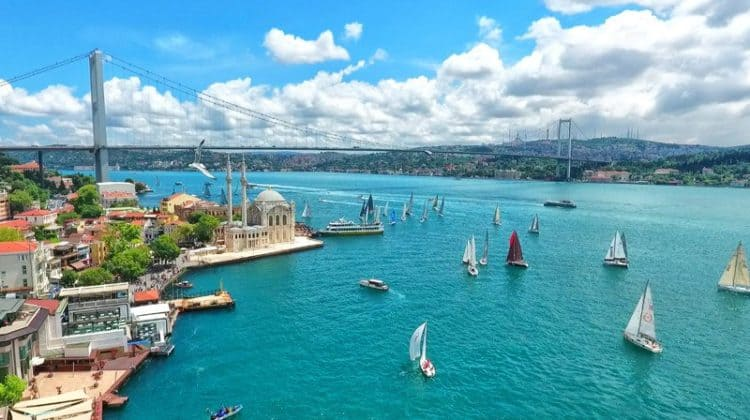 Istanbul's Top 10 Scenic Webcams
