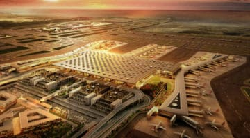 New Istanbul Airport Operational – Atatürk Airport Closed