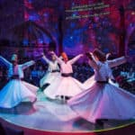Review of Whirling Dervishes Ceremony at Hodjapasha Cultural Center