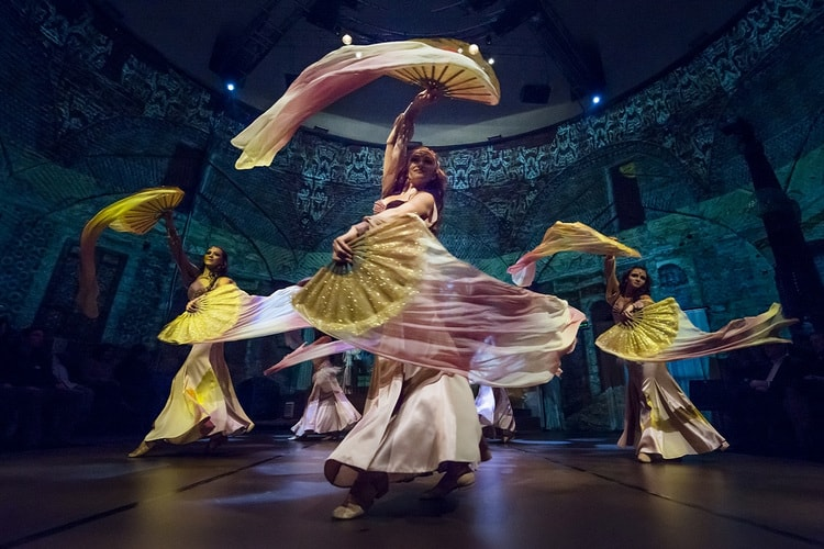 Review of Rhythm of The Dance Show at Hodjapasha Cultural Center