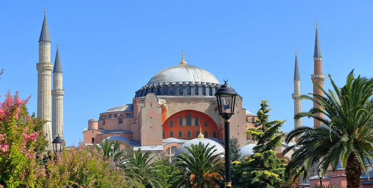 Hagia Sophia – Church Turned Mosque Turned Museum