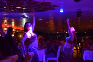 Live entertainment on Bosphorus cruise Istanbul