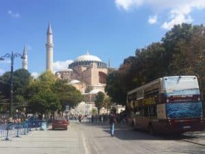 Big Bus Hagia Sophia