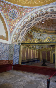 Imperial Council of Topkapi Palace in Istanbul