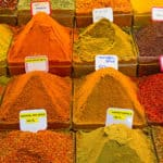 The Egyptian or Spice Bazaar, the Hottest Spot in Town
